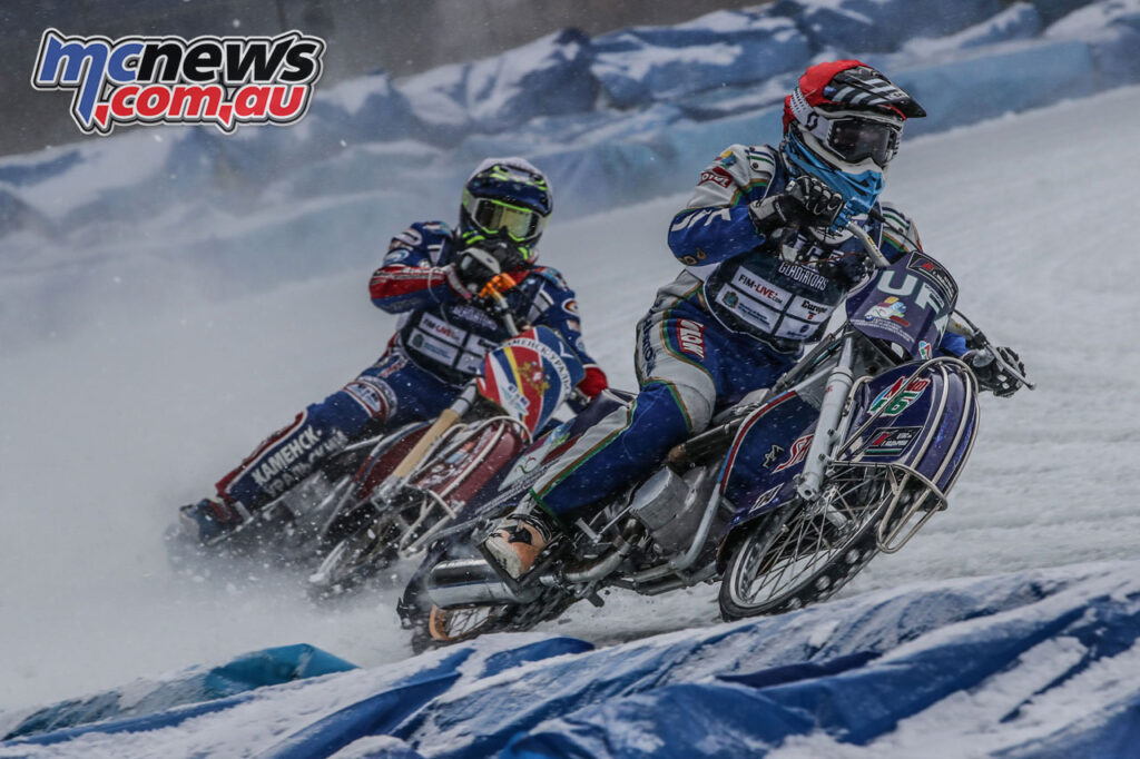 Ice Speedway Final 2021 - Togliatti - Image by Good-shoot