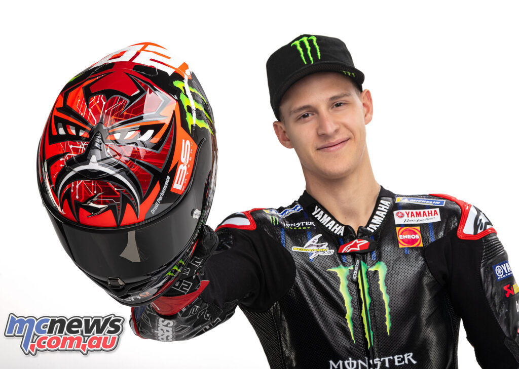Fabio Quartararo - 2021 Monster Energy Yamaha MotoGP Team
