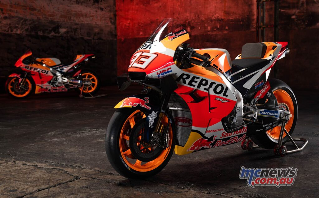 It is still not clear how long it will be before Marquez is back on the Repsol Honda
