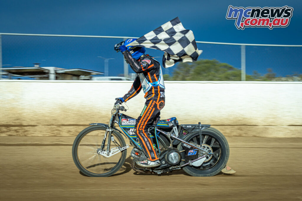 2021 North Brisbane Speedway Masters - Ryan Douglas