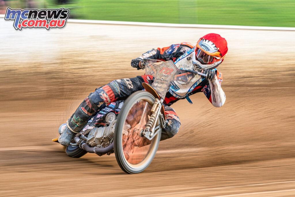 2021 North Brisbane Speedway Masters - Zane Keleher