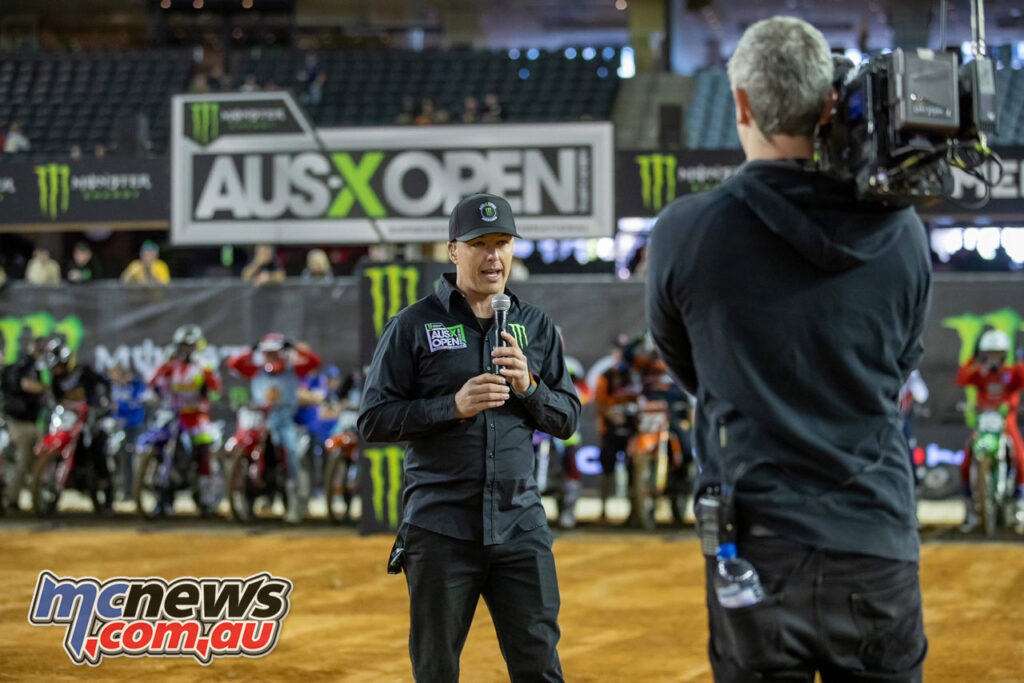 2021 ProMX Championship to air on SBS