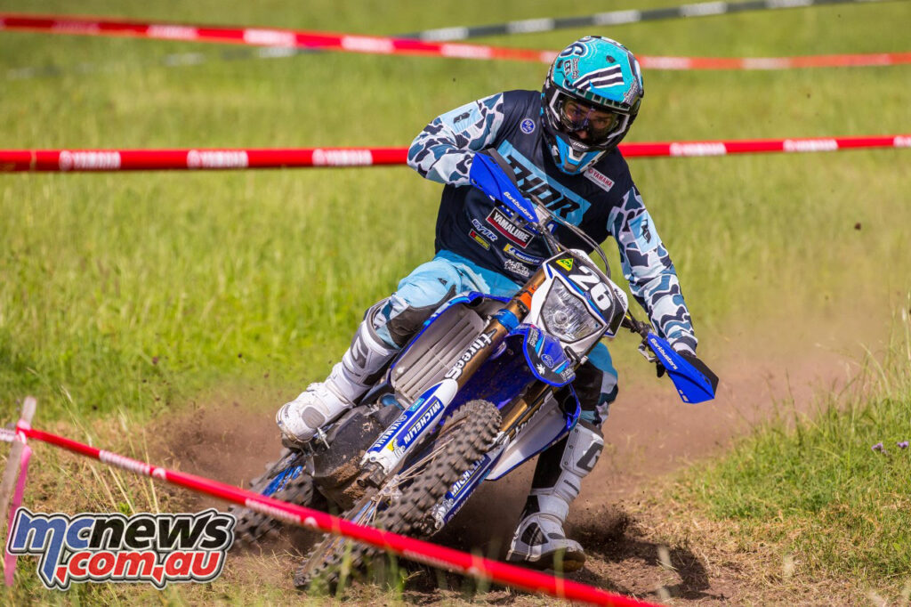Luke Styke - ShopYamaha Off Road Racing Team