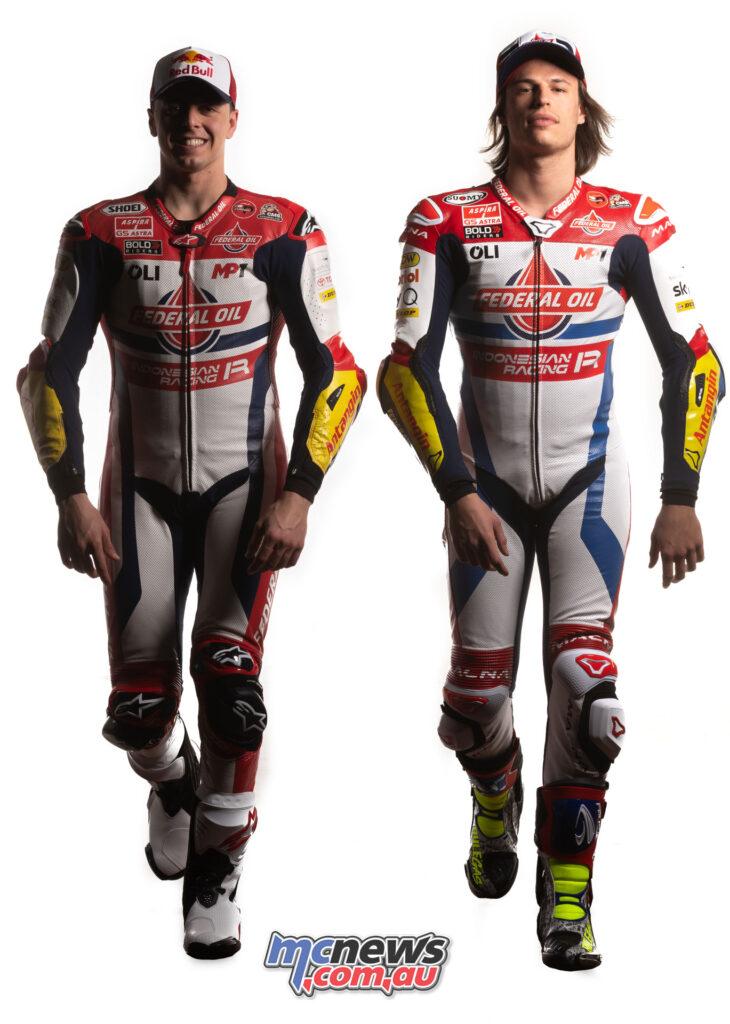 Nicolo Bulega & Fabio Di Giannantonio