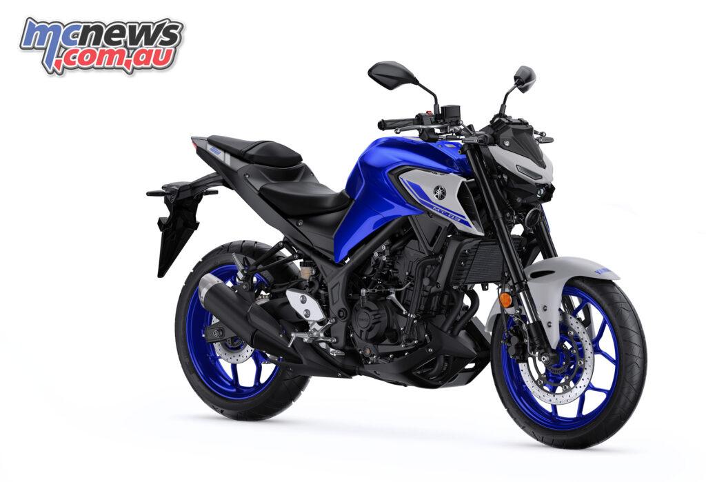 2021 Yamaha MT-03LA