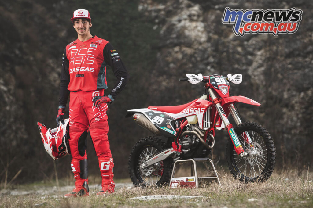 Andrea Verona - GASGAS Factory Racing - Image by Future7Media
