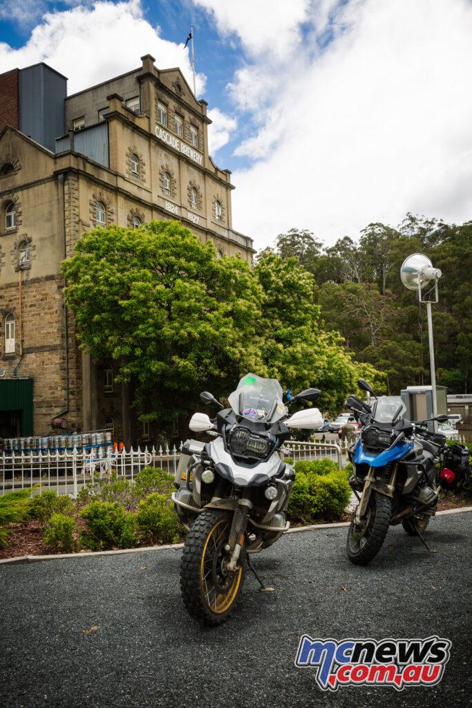Hobart's Cascade Brewery