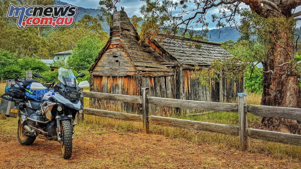 Old Schoolhouse Suggan Buggan