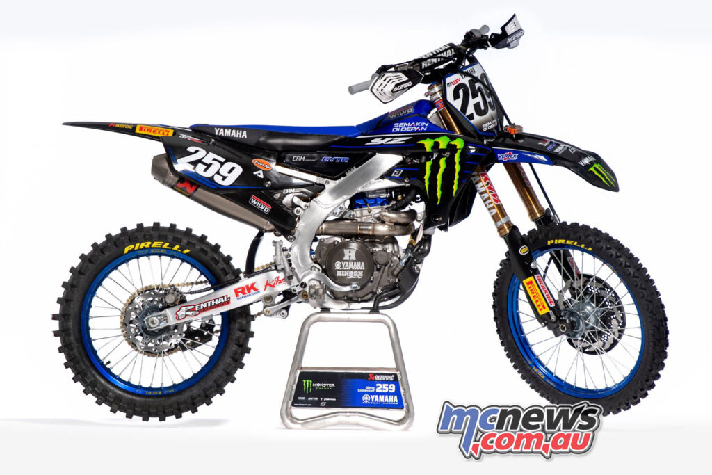 - Monster Energy Yamaha Factory MXGP Team