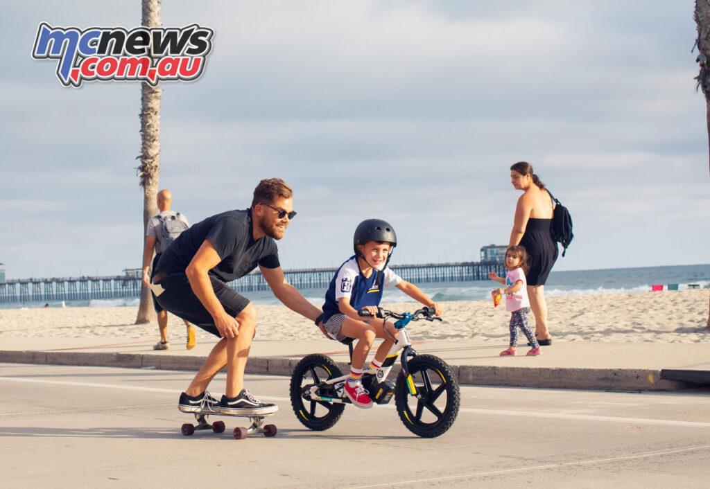 Husqvarna Replica 16eDrive - Electric Balance Bike