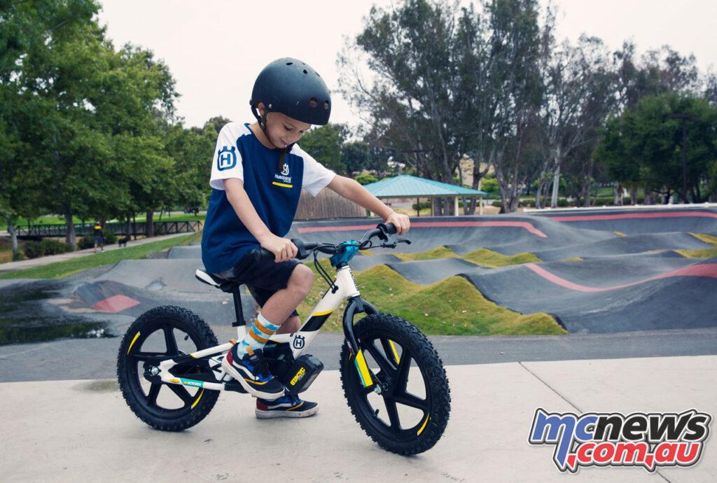 Husqvarna Replica 12eDrive - Electric Balance Bike