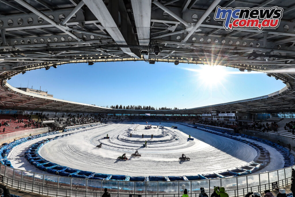 Ice Speedway Finals confirmed for Togliatti - Anatoly Stepanov Stadium - Image by Good-Shoot