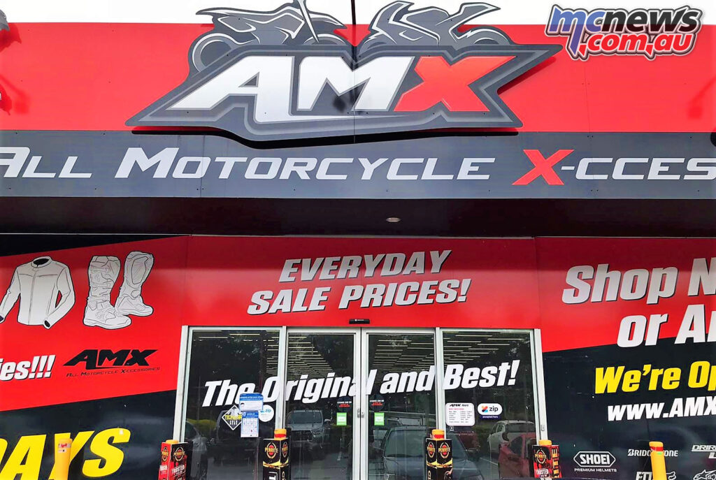 MA partners with AMX Superstores for 2021 Penrite ProMX Championship