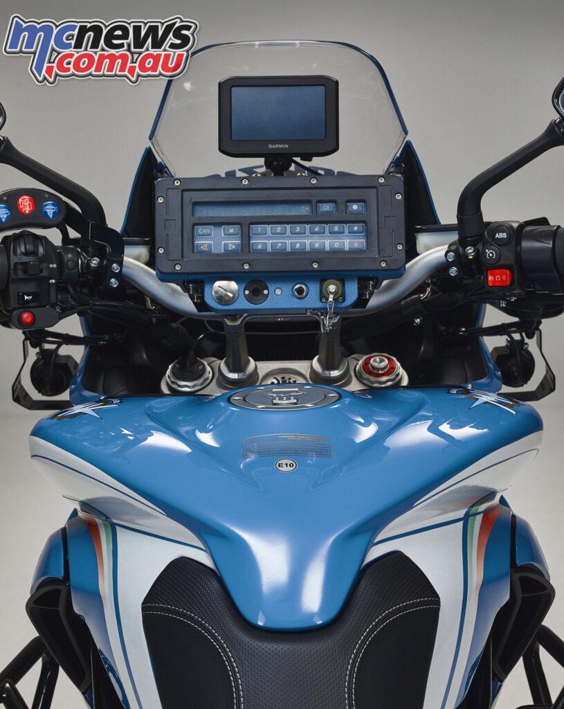 MV Agusta Turismo Veloce Lusso SCS 'Polizia'
