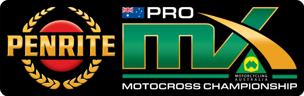 2021 ProMOX Championship Penrite logo