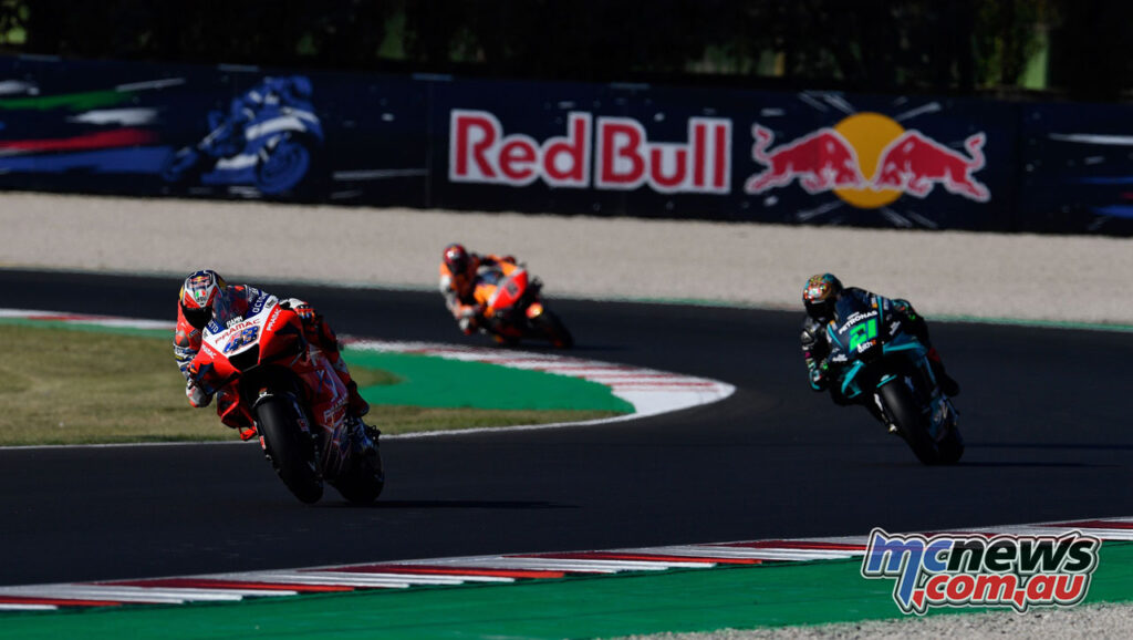 Red Bull announced as title sponsor for the 2021 Australian Motorcycle Grand Prix