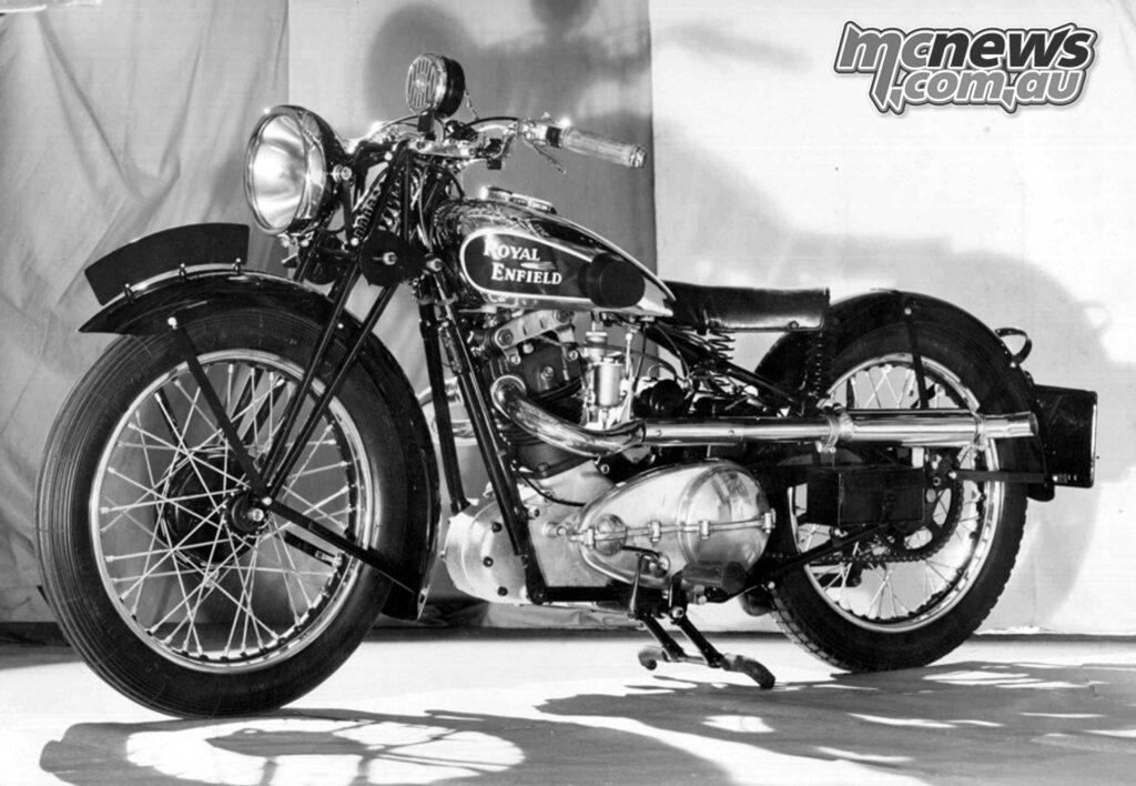 1932 Royal Enfield 500 Bullet