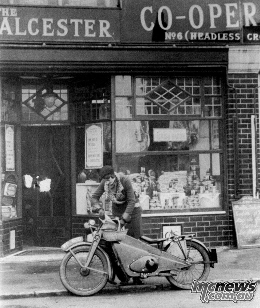 1933 Royal Enfield Cycar