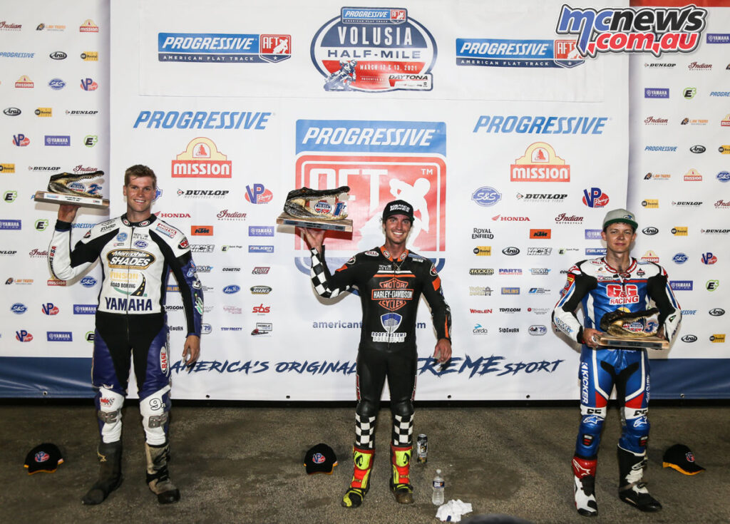 Chad Cose topped the Production Twins podium from