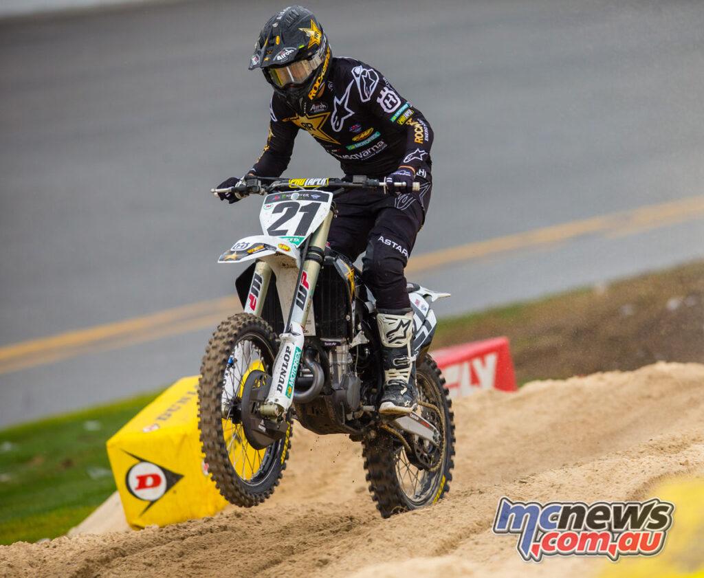 Anderson - AMA SX Round 9 Daytona 2021