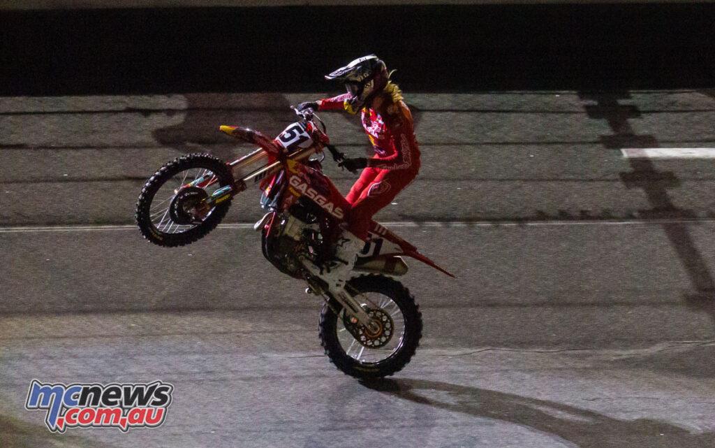 Justin Barcia - AMA SX Round 9 Daytona 2021