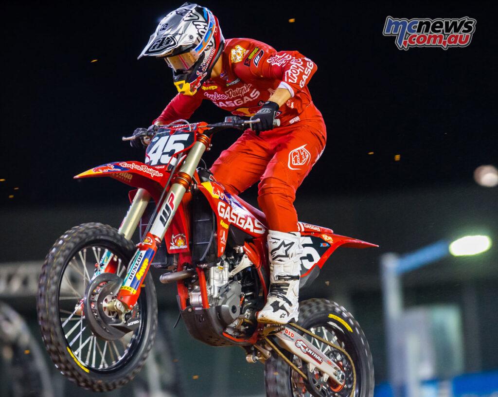 Pierce Brown - AMA SX Round 9 Daytona 2021