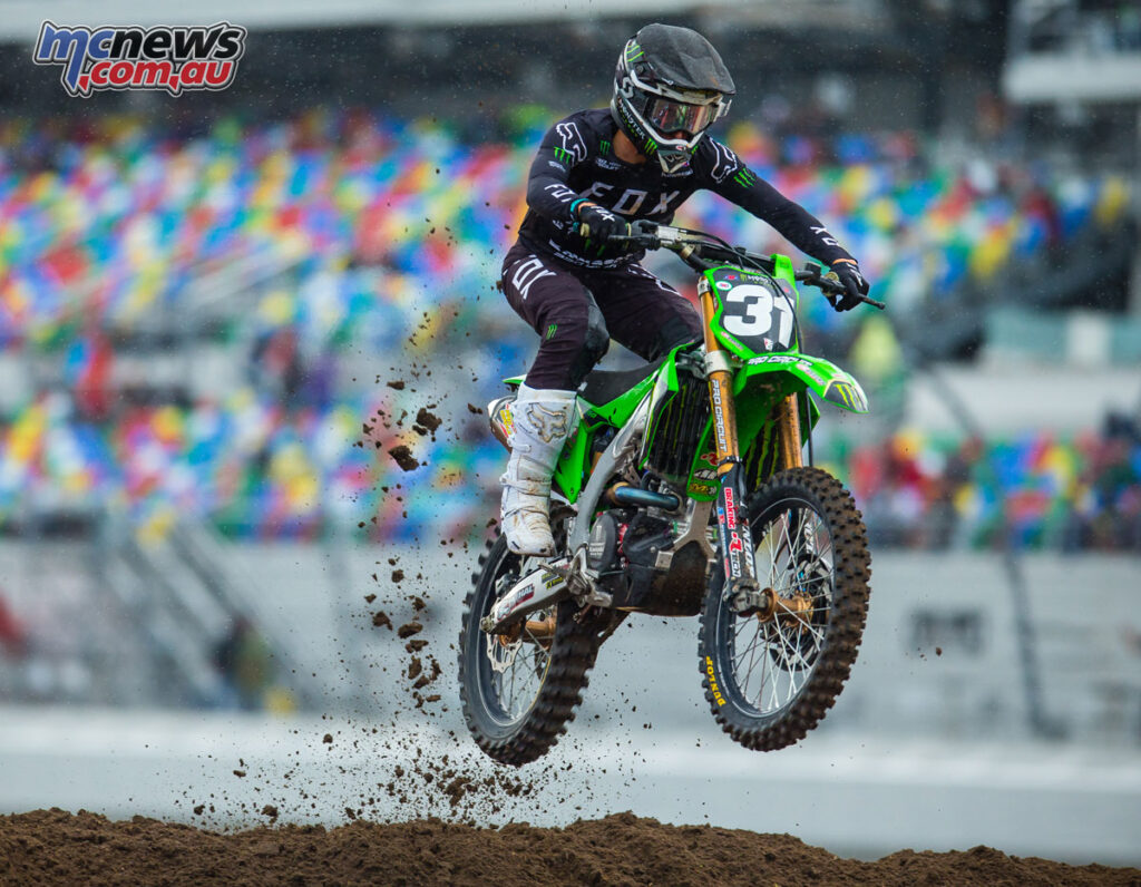 Cameron McAdoo - AMA SX Round 9 Daytona 2021