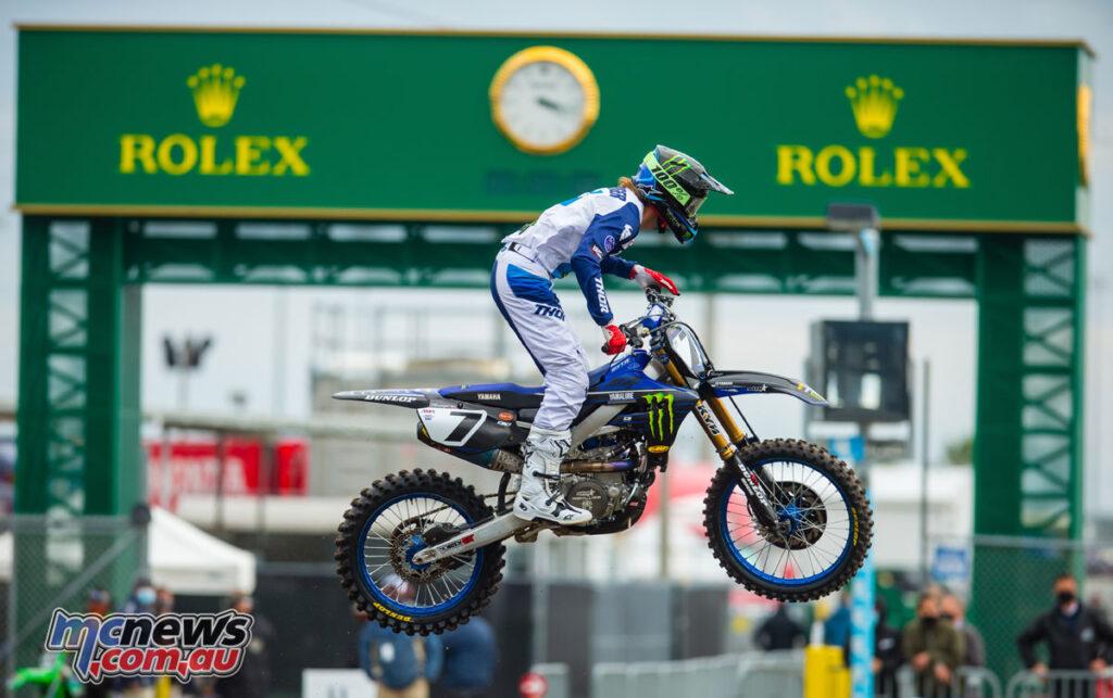 Aaron Plessinger - AMA SX Round 9 Daytona 2021