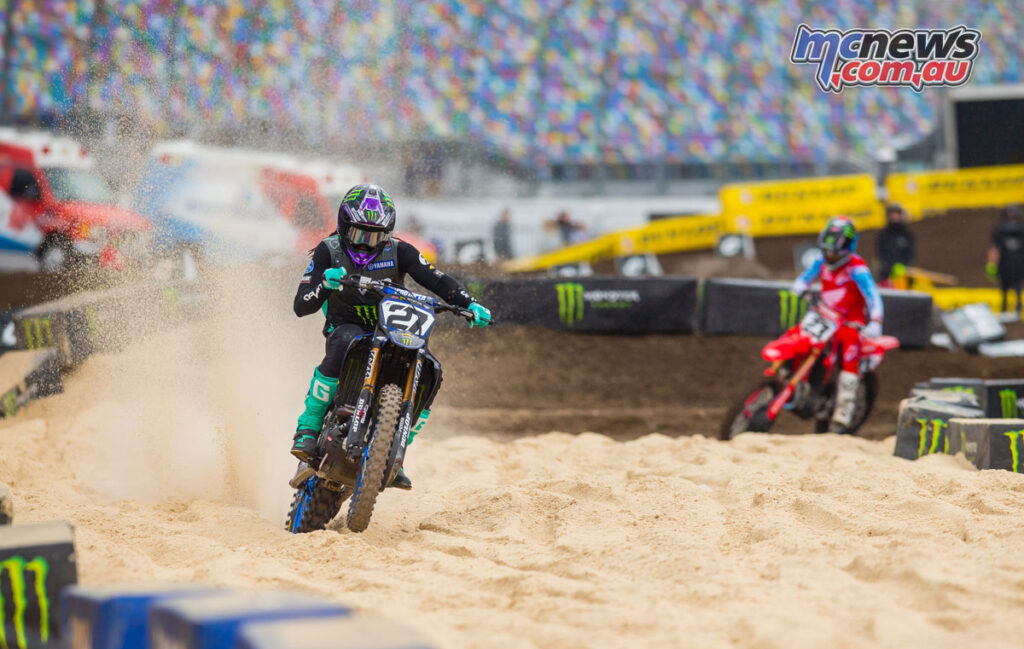 Malcom Stewart - AMA SX Round 9 Daytona 2021