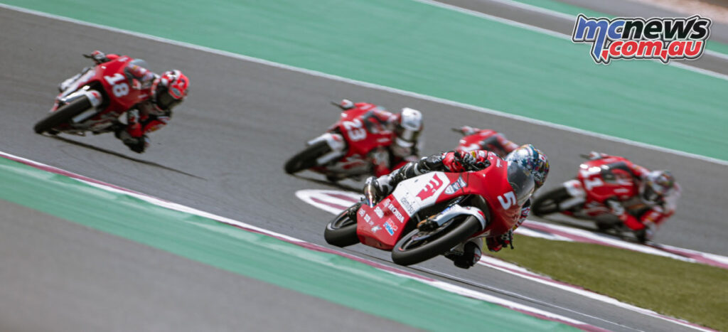 Gun Mie - Asia Talent Cup 2021 - Losail Round 1
