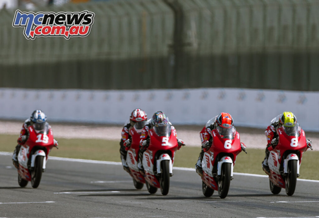 Carter Thompson - Asia Talent Cup 2021 - Losail Round 1