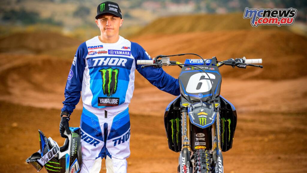 Jeremy Martin – Monster Energy Star Yamaha Racing