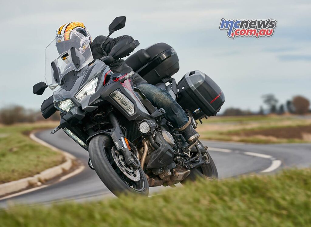 Kawasaki have bumped up the price on the Versys 1000 S in 2021 however it's still a competitive offering at $19,999 + ORC