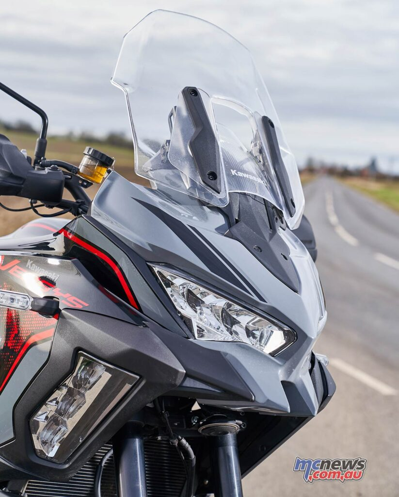 Cornering LED lights help increase visibility at night, matching road conditions