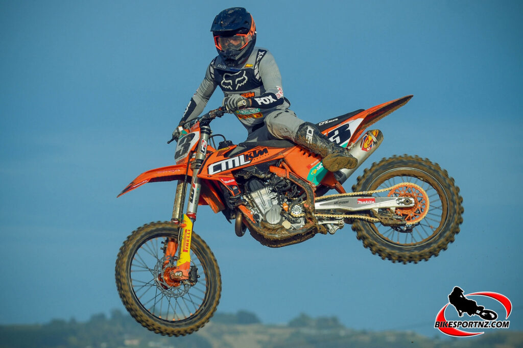 Hamish Harwood - Image by Andy McGechan, BikesportNZ.com