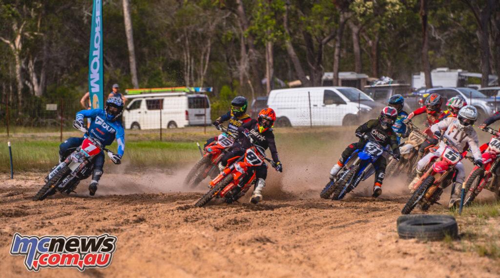 MX1 Start - 2021 Sunshine State Motocross - Round 1