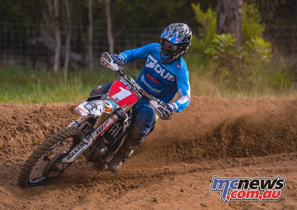 Todd Waters - 2021 Sunshine State Motocross - Round 1