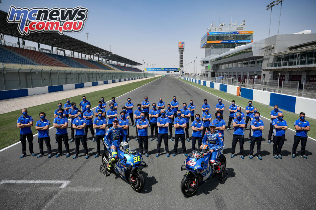 2021 Team Suzuki Ecstar