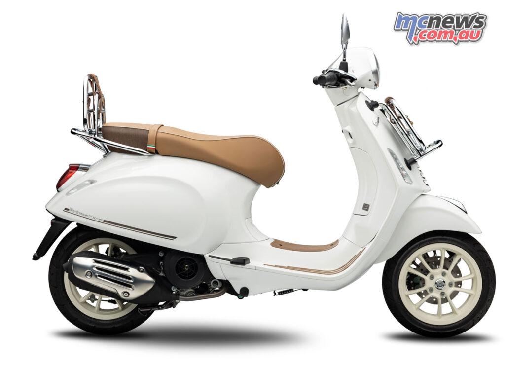 2021 Vespa Primavera PicNic 150