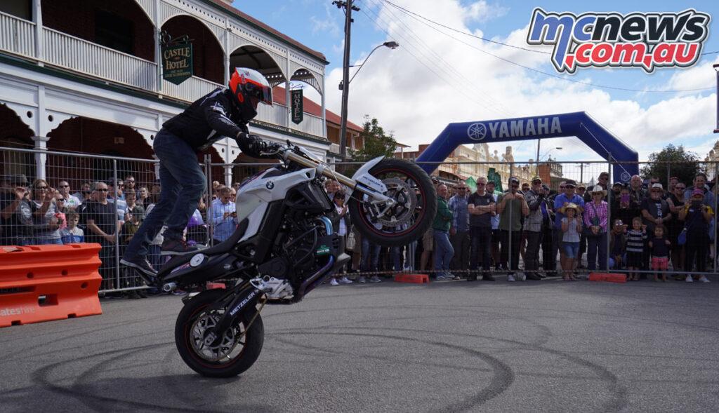 York Motorcycle Festival returns April 10-11