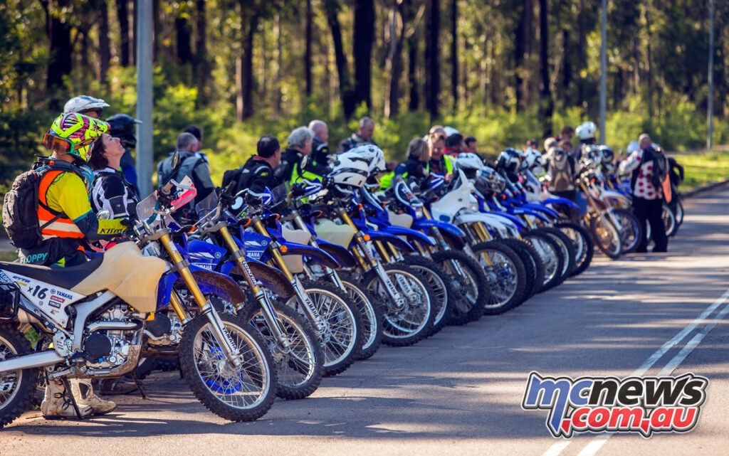 WR250R Rally returns in 2021 on March 27-28