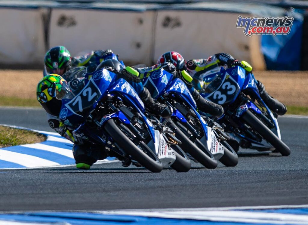 motoCHAMPION will offer a pathway into Oceania Junior Cup competition