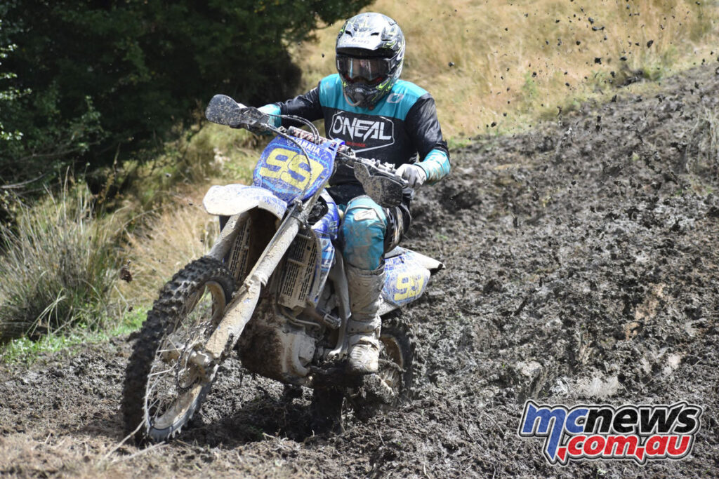 PWR Yamaha Team Manager Paul Whibley in action - Image by Charlotte Gaplin
