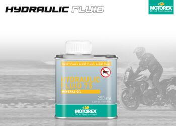 Motorex Hydraulic Fluid 75 250ml tin