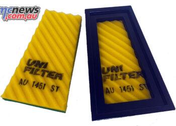 Unifilter KTM 690 Enduro & Husqvarna 701 filters