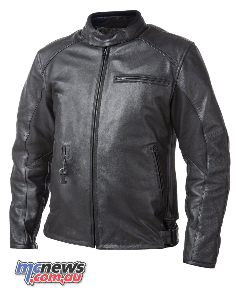 Helite Roadster 2 Leather Airbag Jacket