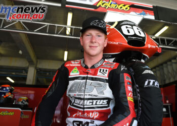 Joel Kelso claimed Pole and the race win in Portimao, and followed up with a win in Misano