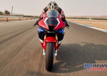 2021 Honda CBR1000RR-R SP Fireblade Review