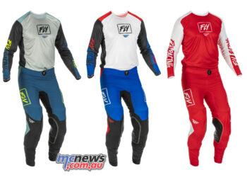 Fly Racing's 2022 Racewear has broken cover!