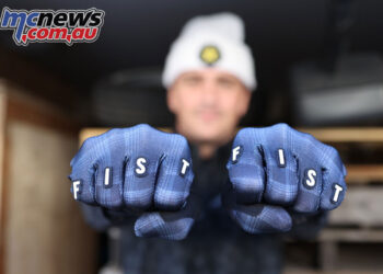 FIST and Dixxon team up with Flannel gloves and shirt